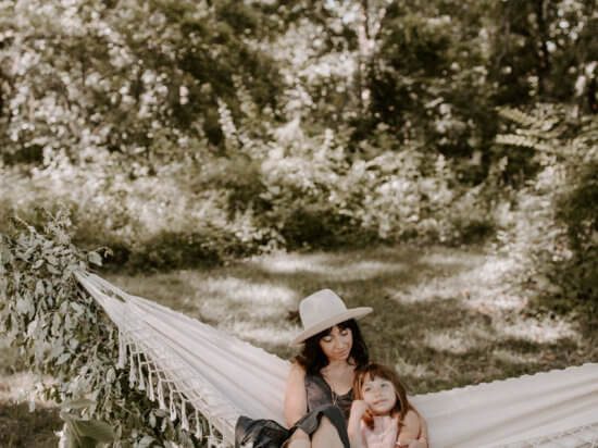 Going from one to two kids, individual time, relationship, second child, philadelphia style blog, style blogger, mommy and me, floral crown, family photos, mother daughter photos