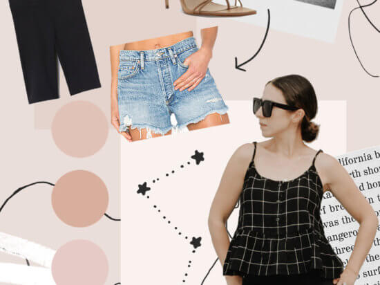 Summer basics you can live in